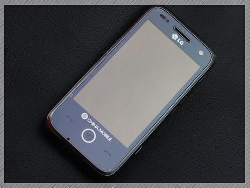 G大调冲锋号 LG旗舰OMS新机GW880评测