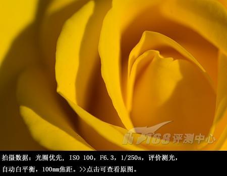 轻巧营造柔美宾得100mm微距镜头评测(4)