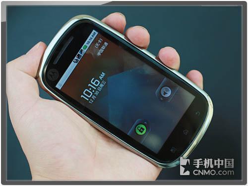 双模GPhone旗舰摩托罗拉XT800超详评测