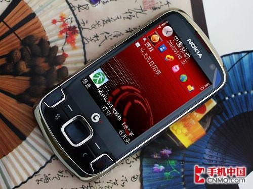 500万像素诺基亚TD滑盖手机6788评测