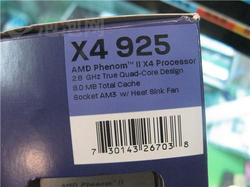 AMD高端四核将杀价羿龙Ⅱ945破千元