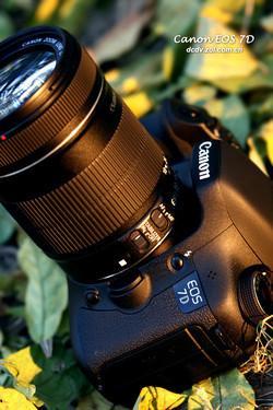 搭配18-135mm防抖镜头 佳能单反7D降百元