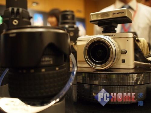 点击查看本文图片 奥林巴斯 EP1 - 混合型可换镜DC 奥林巴斯E-p1 6k开卖