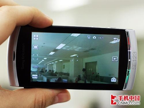720P高清摄像 索尼爱立信U5i功能评测