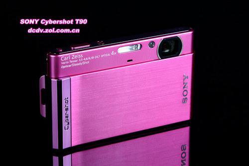 高清摄像防抖卡片 索尼T90送配件2150元