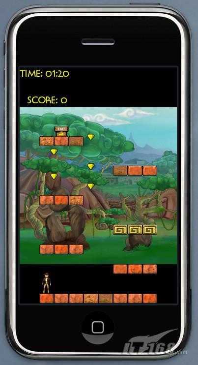 iPhone上的XBox360游戏:非微软制造