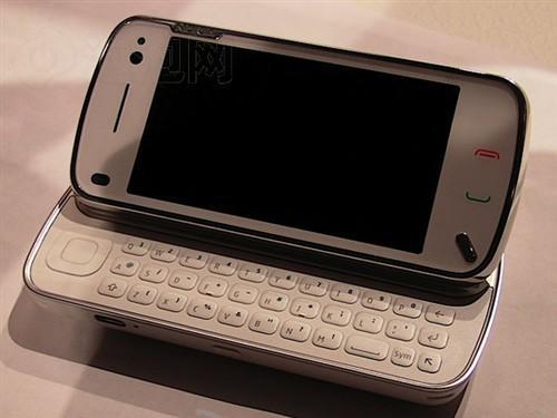 侧滑全键盘诺基亚S60智能N97售2899