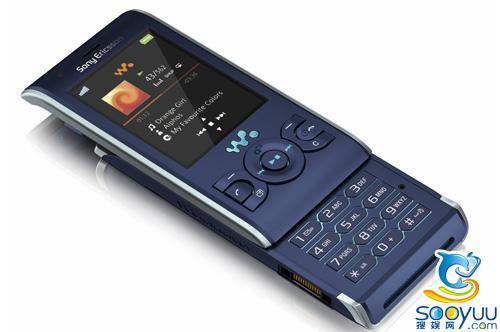 Walkman经典再现索爱W595c行货卖980