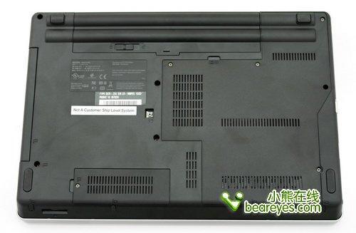 14寸彩色小黑ThinkPadEdgeE40评测