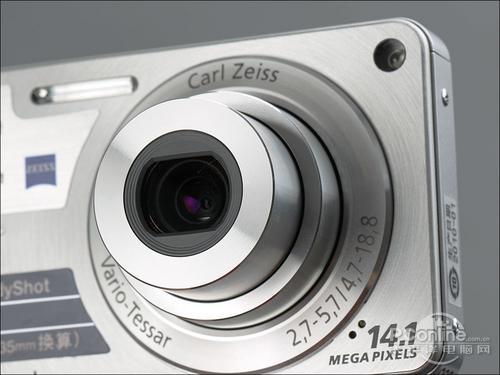 全景拍摄超薄相机索尼W350最新价1580元