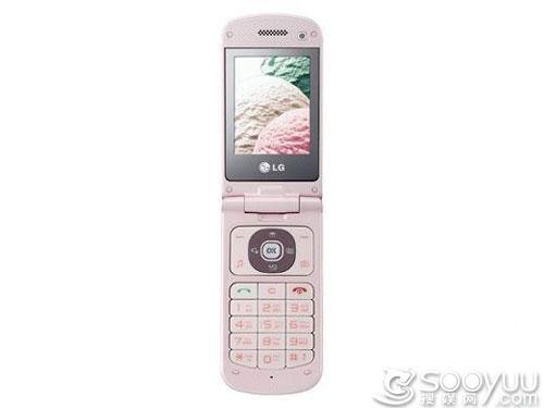 时尚靓丽3G版LG冰淇淋KV600仅1548