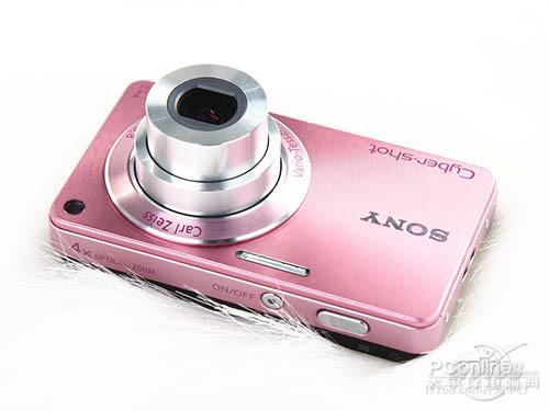 4倍光学变焦镜头索尼W350最新价1550元