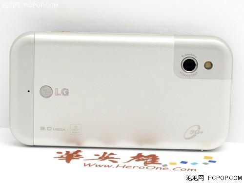 500万像素LG多媒体手机KM900仅1230