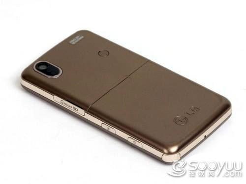 3英寸触屏LG时尚3G手机KV500仅1299