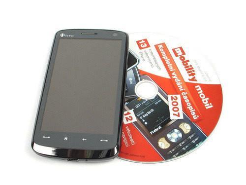 经典智能全触控 HTC Touch HD优惠促销