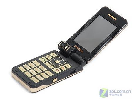 商务手机的标杆 三星翻盖W579+售3000元_手机