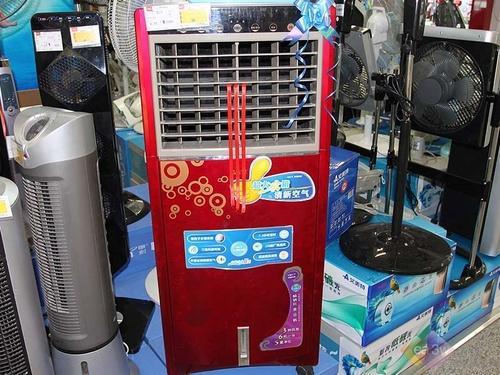 全新第三代水冷技术 联创空调扇6001c