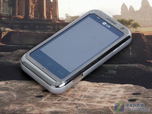 500万像素LG多媒体手机KM900卖999元