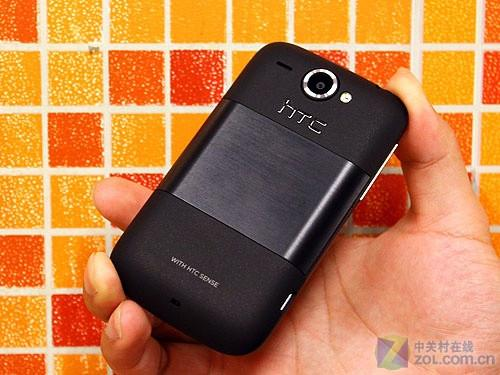 3.2英寸触屏HTC智能3G机Wildfire评测