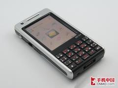 320万像素UIQ平台 索尼爱立信P1热销