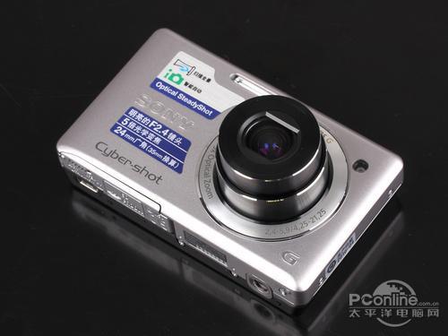超高性价比广角卡片相机索尼W390详细评测(5)