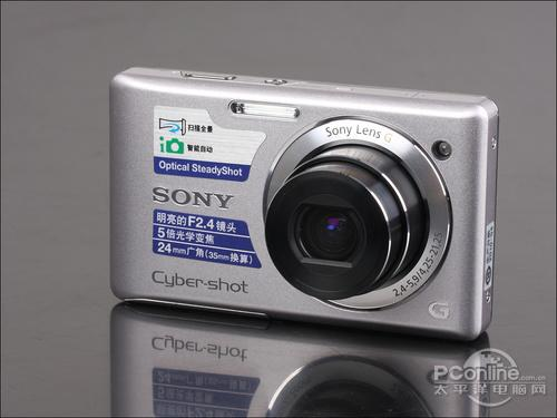超高性价比广角卡片相机索尼W390性能评测