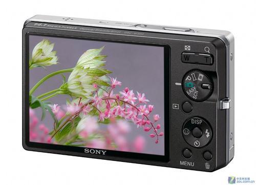 5倍光学变焦镜头索尼W390降至1700元