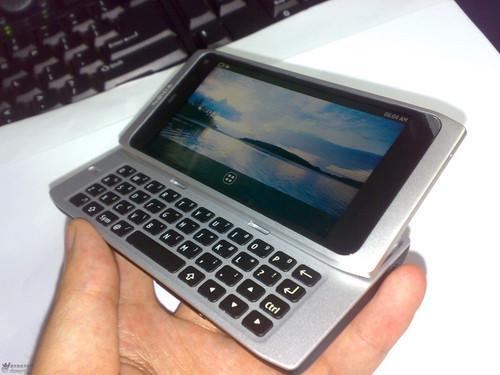 塞班3另有所属诺基亚N9或为首款MeeGo