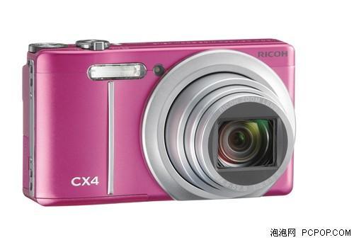 每天机不离手 理光消费强机CX4发布!