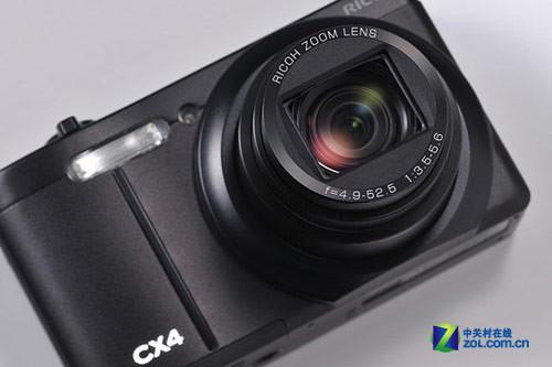 10.7倍光变理光发布高清便携式新品CX4