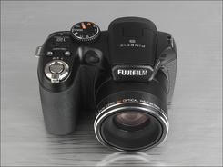 具备18倍光学变焦富士S2600HD相机评测(2)