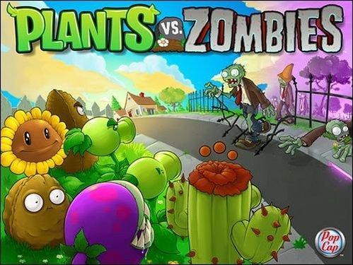 风靡全球 植物大战僵尸手机版已经登录