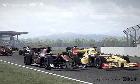 英国上周游戏排行Top10:《F12010》蝉联