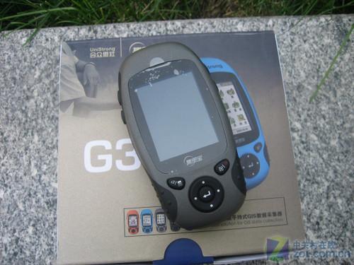 集思宝G350手持测绘专用GPS导航仪-气压测高 罗盘 集思宝高端测绘