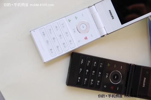 时尚双卡翻盖手机飞利浦F610仅1330元