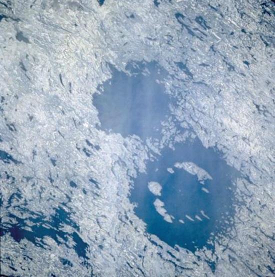 陨石坑:拉近人类与太空的距离