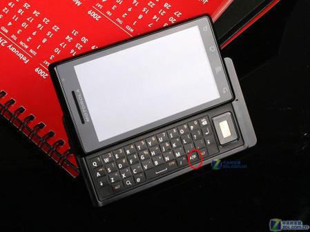 Android人气王 摩托罗拉XT702商城促销