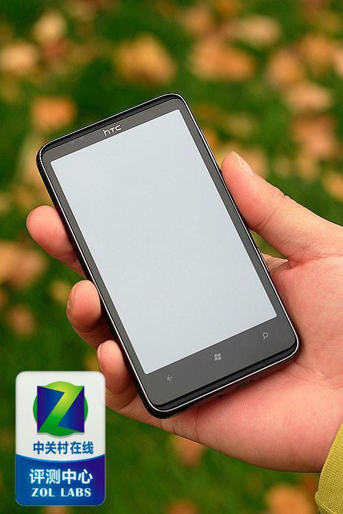 HD2接班人演绎王者归来 HTC HD7详尽评测