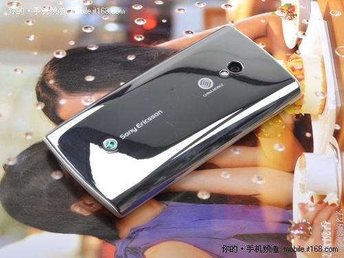 TD触屏智能手机索尼爱立信A8i美图赏