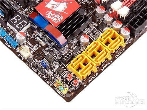 8声道高保真音频输出,并同样支持光纤以及铜轴spdif输出.