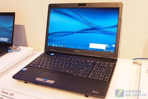 CES2010:东芝今日发布Tecra A11新本
