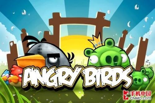支持游戏中心 iOS愤怒的小鸟免费发布