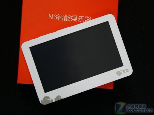 299元Android系统智能MP4原道N3评测