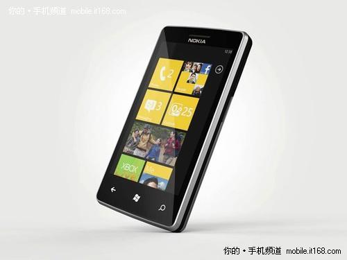 有图有视频 诺基亚WP7概念手机大搜集