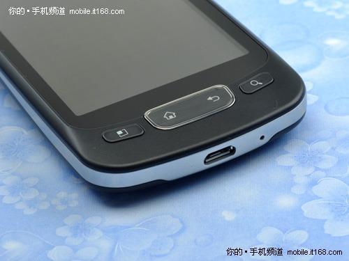 512MB RAM+2.2系统 LG谷歌P500售2100元