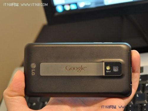 双核手机+4寸大屏 LG旗舰Star多图赏