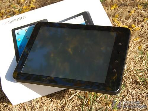 Cortex强劲核心Android2.2山水M10评测