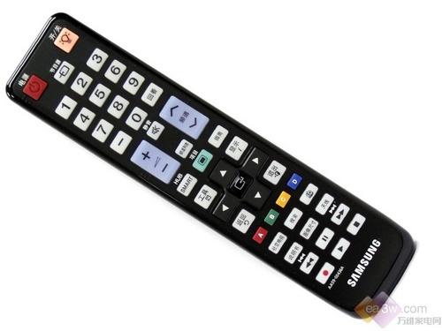 三星UA55D8000YJ配备的遥控器(点击看大图)-给力智能时代 三星图片