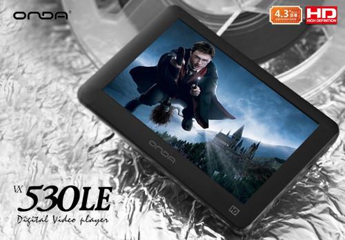 最超值的掌上影院市场热门MP3/MP4推荐