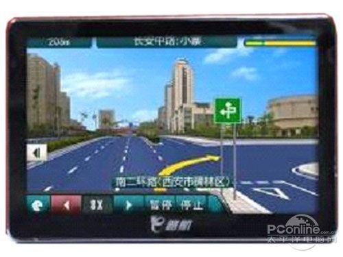 个性UI+7寸触屏 沈阳现代E航GPS报999